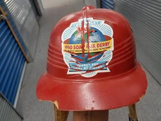 Soap Box Derby Helmet
