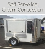 INSPECT TODAY Retail Trailer and Soft Serve Online Auction Stafford, VA