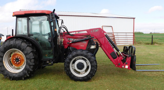 2007 Case JX1085C Tractor