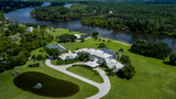 St. Lucie River Estate - Stuart, Florida