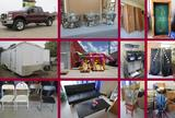 Complete Rental Center Business Liquidation Absolute Auction