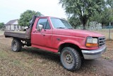1992 FORD F150 ~ RACING GO CART ~ ROTOTILLER ~ AND MORE