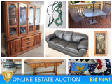 Neat and Clean Liberty Estate Auction