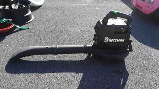 Lot# 3 - Craftsman 32cc Blower gas power