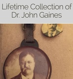 Lifetime Collection of Dr. John Gaines