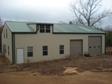 40+/- Acres & Metal Building South of Rosebud