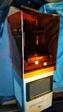 USED 2016 MICRO PLUS HI-RESOLUTION 3D PRINTER & OTOFLASH POST CURING CHAMBER PURE 3D FOR SALE