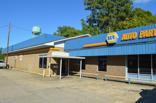 ONLINE ONLY COMMERCIAL REAL ESTATE FOR SALE AT AUCTION IN BASTROP, LA