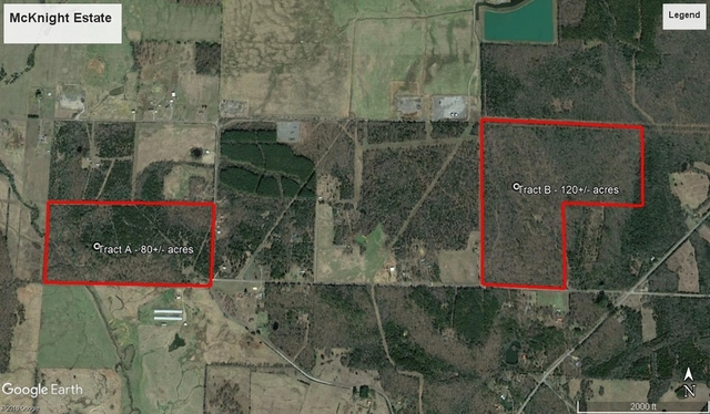 80+/- Acres on Clay Road