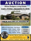 Wilma Rodger Living Estate