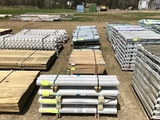 Online Building Material Cleanup Auction!