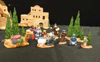 "Dept. 56 ""Nativity"""