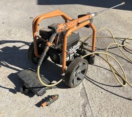 Rigid Pressure Washer