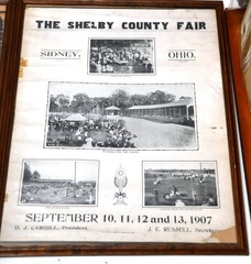 Shelby County Fair Poster