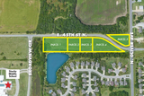 (NE) ABSOLUTE | 4.89 +/- Acres in Eagles Landing | Offered Separate & Together in 5 Parcels