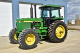 YEAR END AREA FARMERS CONSIGNMENT AUCTION