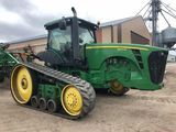 LARGE LATE MODEL JOHN DEER FARM EQUIPMENT AUCTION KALLEVIG AGRI PRODUCTS