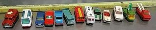 Lot# 404 - Matchbox cars