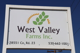 WEST VALLEY FARMS, INC. Day #1