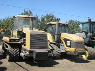 CAT Challengers 65B and 45