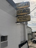 Agosta's Ceramics Business Liquidation Live Auction
