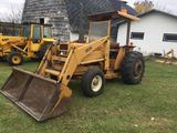 Tractors, Winnebago, Tools, Shop Equipment, Camper & more-CR-E