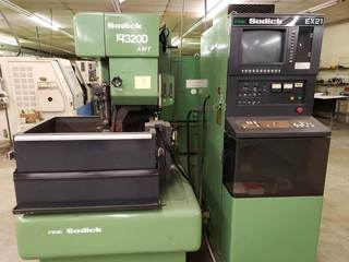 Sodick Wire EDM A320D