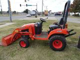 ONLINE AUCTION: 2013 Kubota BX 2360 Tractor