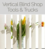 INSPECT TODAY Vertical Blinds Shop Tools & Van Online Auction! Brentwood, MD