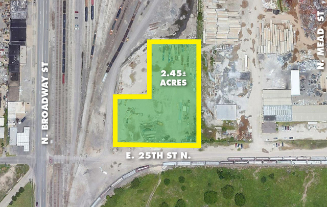 (NE) BANKRUPTCY COURT ORDERED - 2.45 +/- Acres in Wichita Industrial District