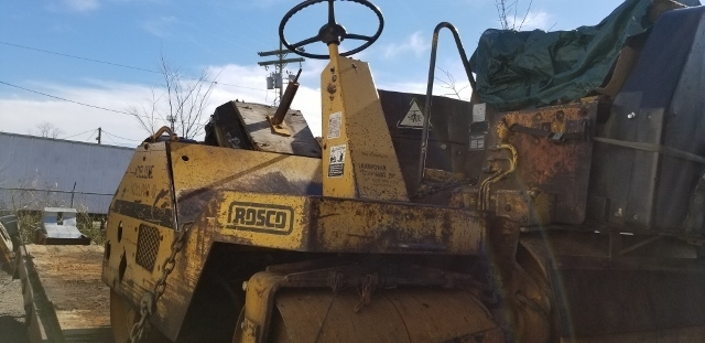 ABSOLUTE AUCTION: CONTENTS OF JAMES LOSAPIO PAVING, INC.