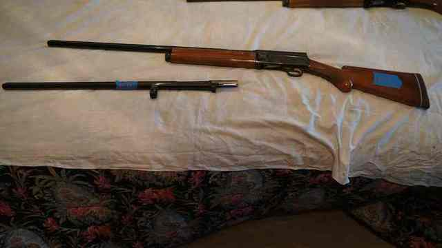 Online Long Gun Auction