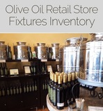 Olive Oil Retail Store Online Auction! Upper Marlboro, MD