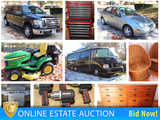 1977 GMC RV, 09 Ford F150, 04 Ford Focus Tools & More