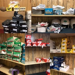 Hey SneakerHead - Huge Selection of Dead Stock Sneakers and Shoes from the 1970's, 80's, 90's and 2000's