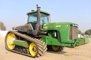 JD 9400T belted crawler
