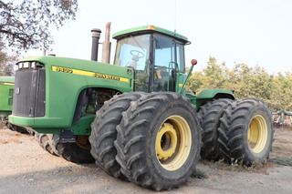 JD 9400 4wd tractor w/ duals