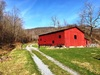 Red Barn Forest on Kirtner Branch at Green Sulphur Springs, WV: