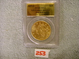LARGE GOLD, COIN & CURRENCY AUCTION