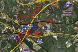 Disclosed Minimum Bid Land Auction on I-85 between Greenville and Spartanburg, SC