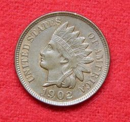 Lot# 2 - 1902 Indian Head Cent