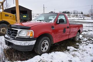 Online AUCTION - Surplus Vehicles & Equipment in Lancaster, NY