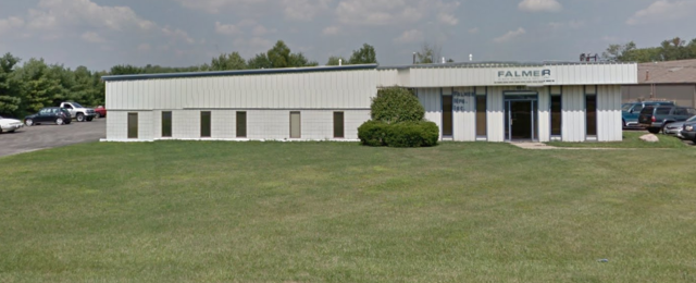 16,000 Sq Ft Commercial Building on Nearly 2 Acres