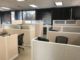 Office Work stations Online Auction McLean, Va
