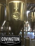 Online Only Auction: Convington Brewhouse -- Modern 15 Barrel Micro-Brewery