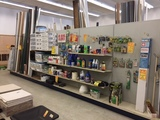 Commercial Building Supply Inventory & Retail Fixtures