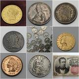 Estate Coins & Currency
