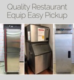 INSPECT TODAY Restaurant Equipment Reseller Online Auction  Baltimore, MD 21224