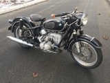 Estate Auction with 1965 BMW R69S & Parts