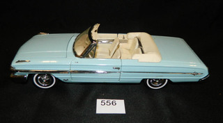 1964 Ford Galaxy 500 Convertible; Toy Replica